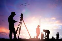 Manejo de equipos topográficos y estación total GPS