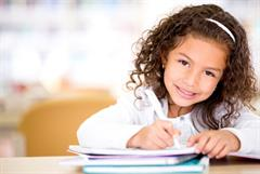 Detección de problemas de aprendizaje a través de la escritura.