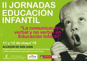 II JORNADAS EDUCACIÓN INFANTIL: LA COMUNICACIÓN VERBAL Y NO VERBAL EN LA EDUCACIÓN INFANTIL (Edición 1)