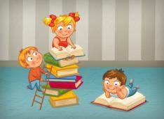 Material de lectoescritura basado en la literatura infantil (Edición 1)