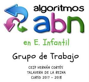 GRUPO DE TRABAJO ABN EN E. INFANTIL (Edición 1)