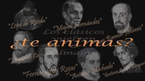 Los clásicos vuelven a Almagro, ¿te animas? (Edición 1)
