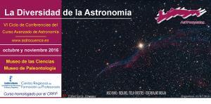 VI CICLO DE CONFERENCIAS DEL CURSO AVANZADO DE ASTRONOMÍA (Edición 2)