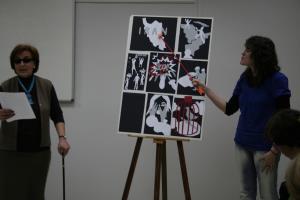 Tres comunicadores en acción: Bululú, Kamishibaiya y el narrador ciego. (Edición 1)